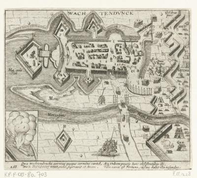 verovering in 1605