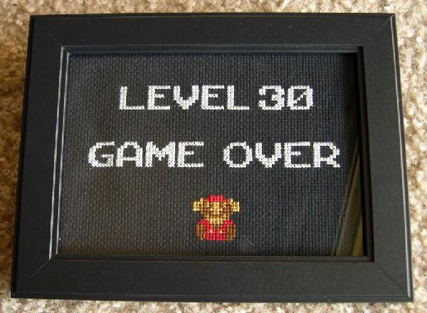 a 30th birthday gift