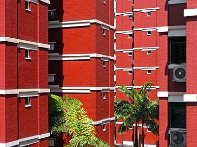Corporation Drive - Singapore