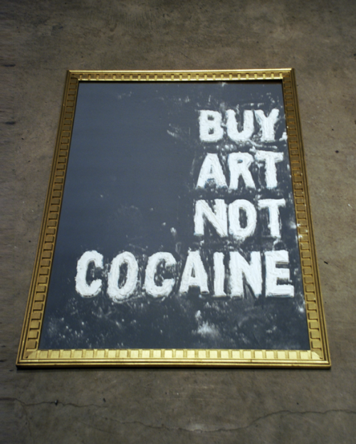 Buy art not cocaine for Best website to sell art